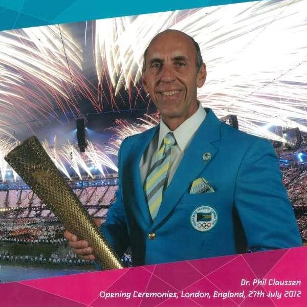 Oak Dr_ Phil Claussen at the 2012 London Olympics-small